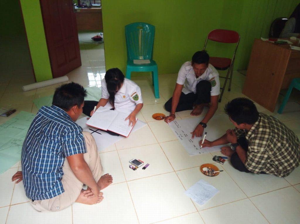 Pengumpulan Database Desa