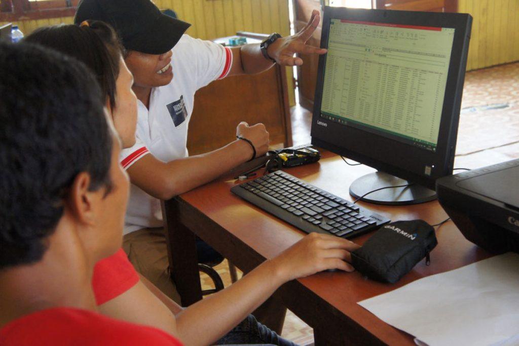 Pelatihan Pemetaan Potensi Desa
