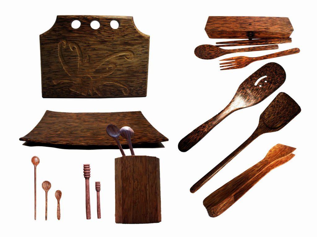 Kerajinan Dapur Set